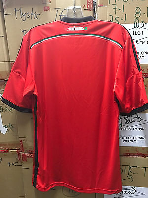 7e87c9305cd ADIDAS MEXICO AWAY jersey FIFA World Cup 2014 -  42.00