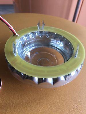 VW Jetta LED ring Skyline style mod LED ring lamp Inner Tail Lights bicolor