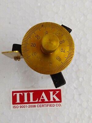 Spherometer Brass Tripod Pattern  Set Of Two Best Quality Free Shipping 3