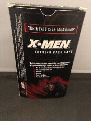 Marvel X-Men 2 player starter set trading card game 5