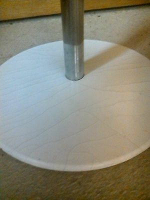 Retro Circular Coffee Table Alan Turville Bagasse Bellamine Products 3