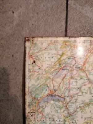 Cartina Michelin Italia.Cartina Stradale Geografica Metallica Michelin Eur 250 00 Picclick It
