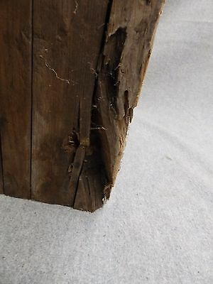1 Antique Wood Corbel Bracket Shelf Decorative Old Victorian Architecture 18-16 11