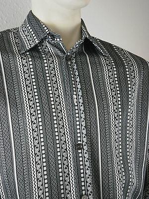 Herrenoberhemd VEB Plauer Spitze 70er TRUE VINTAGE GDR Oberhemd 70s dress shirt 2
