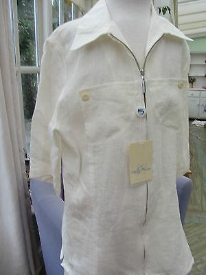 Italian Linen suit Varci age 15years RRP £75 5