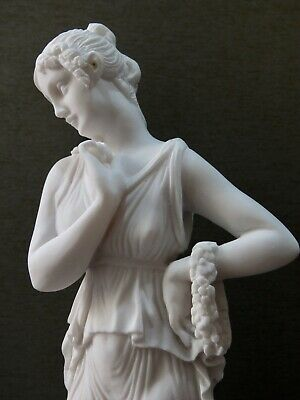 Kore of May / Persephone Goddess Queen of the underworld / 25 cm / 9.88 inches 5