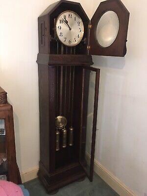 German Grandfather Clock 5