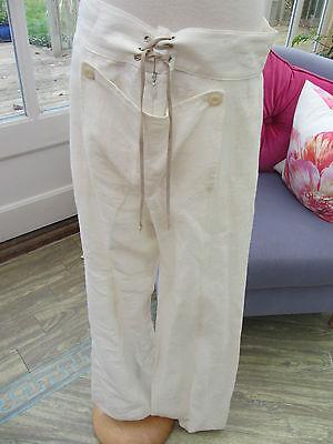 Italian Linen suit Varci age 15years RRP £75 3