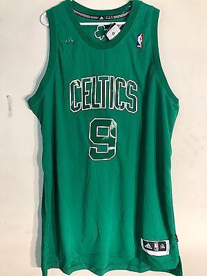 b52dfd8b2 ... Adidas Swingman NBA Jersey Boston Celtics Rajon Rondo Green X-Mas sz 2X  2