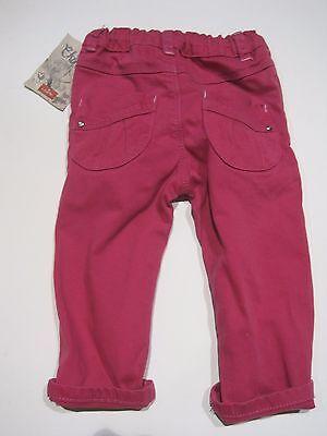Chipie Mädchen Color Jeans, Hose  pink   Gr. 80 / 12 - 18  Mon.    NEU - 70  % 3