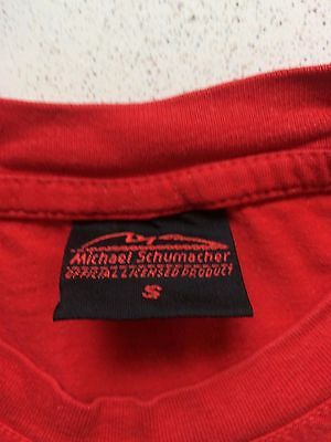 T-Shirt Michael Schumacher Gr. S