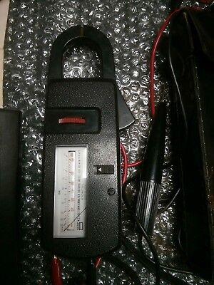Lot of Vintage AC Clamp Meter,Temperature Sensor Tester, Loop Impedance Tester 4