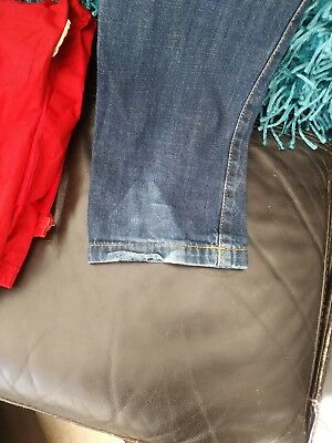 Boys Very Trendy  Stonewash Jeans Aged 8-9 Years By George 5