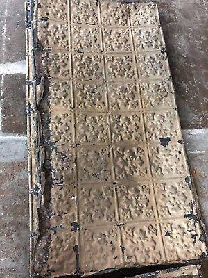 tin ceiling tiles Antique Lot Bargain Staten Island Pick Up