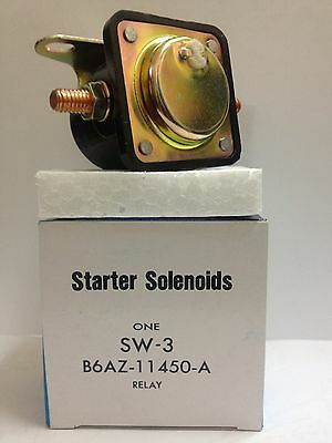 NEW STARTER SOLENOID RELAY SW3 Ford Jeep Lincoln Mercury 1958-1991 6