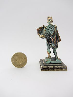 Ancient Greek Miniatures Olympian Gods Pantheon Sculpture Statue Zamac Set 3 pcs 4