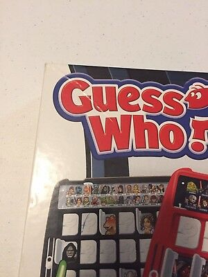 Guess Who? - Star Wars Edition - Hasbro - COMPLETE - Board Game - Nice! 3