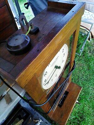 Vintage Clocking In Clock 6
