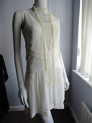 1920s Flapper Charleston Downton Gatsby Dress UK 8 10 12 14 16 NEW €49,99