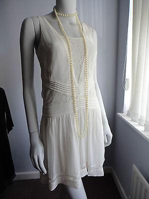 1920s Flapper Charleston Gatsby Dress *SECONDS* UK 8 10 12 14 NEW €49,99 4