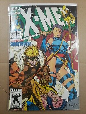X-Men #6 & 11(1992) 1St Appearance Of Birdy! Jim Lee Art! Combined Shipping! 2