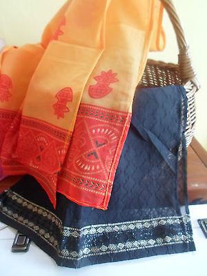 3 NEW Colourful Mixed Fibre Ethnic Scarves Ladies Scarf ~ Xmas Gift Idea  #33 2 • EUR 6,57