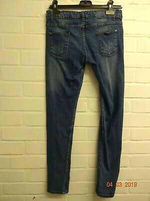 Girls Bluezoo Slim Blue Jeans age 13Years 2