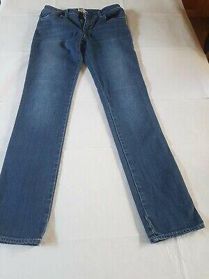 ARMANI JUNIOR Boys  Blue Jeans, size 12A - 154cm  RRP £90 2
