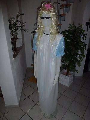 Neu Ultra Soft Pvc Nachthemd Pyjama Kleid Nightdress  L-Xxl  3Xl-4Xl 12
