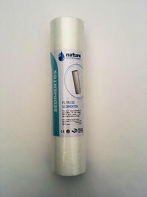 Pack 4 Filtros osmosis inversa universales y membrana Vontron 5