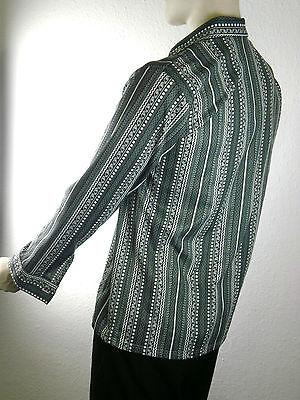 Herrenoberhemd VEB Plauer Spitze 70er TRUE VINTAGE GDR Oberhemd 70s dress shirt 4