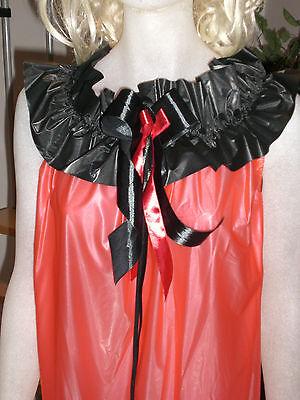 Neu Ultra Soft Pvc Nachthemd Pyjama Kleid Nightgown L Xl Xxl 7