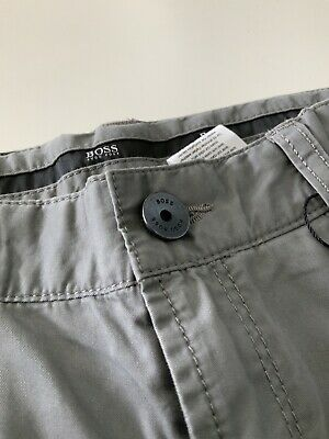 Hugo Boss Boys Slim Fit Jeans, Size Age 8 Years, 126. M, Grey, VGC 4