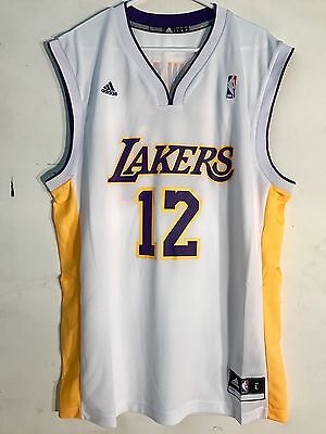 44479c856cc ... Adidas NBA Jersey Los Angeles Lakers Dwight Howard White sz XL 2