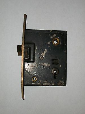 Antique Eastlake Door Lock 4