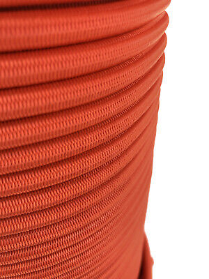 12mm x 10 Meters orange élastique corde corde arrimage Bateaux REMORQUES