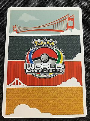 4 X PUZZLE OF TIME 109//122 World Championship PROMO Uncommon Pokemon TCG