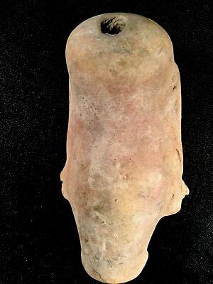 Authentic Pre Columbian Clay Art Figure From Ecuador 9