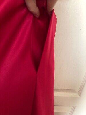 ecd448b415b ... Dillards Pink Long Ball Gown Prom Dress Strapless Blondie Nites By Stacy  Sklar 9 10