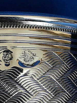 Antique Islamic, Middle East, Persian Silver Cup Engraved 11