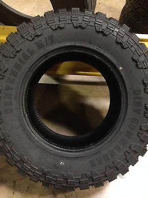 4 New 33x12 50r15 Centennial Dirt Commander M T Mud Tires Mt 33