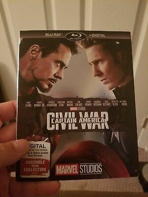 Marvel Blu Ray Movies Iron Man Thor Hulk Ant-Man Captain America Guardians