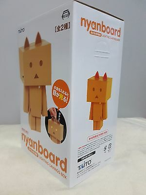 3 Of 5 Danboard Nyanboard Danbo Light Up Piggy Bank Taito Brand New