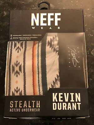 Neff Kevin Durant Sunset Speckle Native Stealth Active Boxer Briefs S M L XL NEW 2