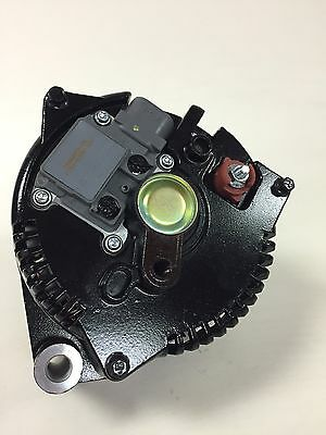 FORD LOAD BOSS Heavy Duty Black Painted 3G Alternator 160 Amp Upgrade 1G  And 2G