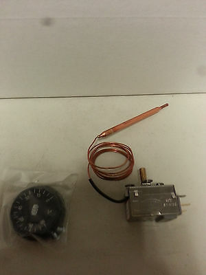 10A 400VAC C700502112N 90 C ST-612G Arthermo Thermostat w// capillary SPDT