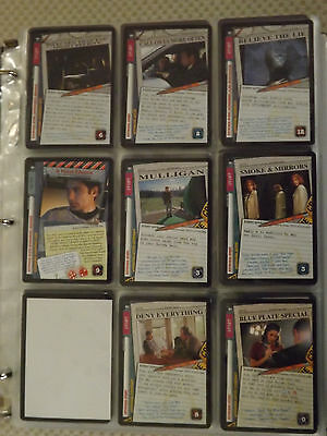 TTIOT X Files CCG The Truth Is Out There Rare Cards Part 3//4 1997