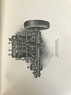 Gas and Oil Engines And Gas-Producers By Marks-Wyer 1908 Hit Miss Book 9