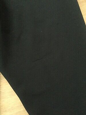 Girls GK Black Gymnastics Leggings Size CXS 4