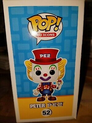 SDCC 2019 Toy TOKYO Funko POP! Peter Pez #52 AD ICONS Exclusive BRAND NEW!! 2